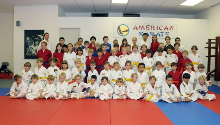 American Karate of Monterey