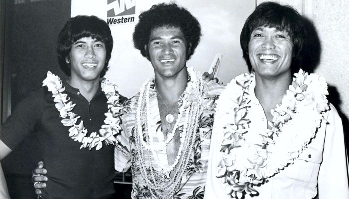 Al Dacascos, Mike Stone and John Natividad